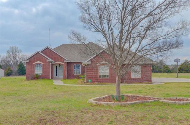 200 Spring Road, Noble, OK 73068 (MLS #813383) :: UB Home Team