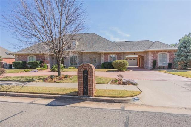 400 Hollowdale, Edmond, OK 73003 (MLS #813406) :: Wyatt Poindexter Group
