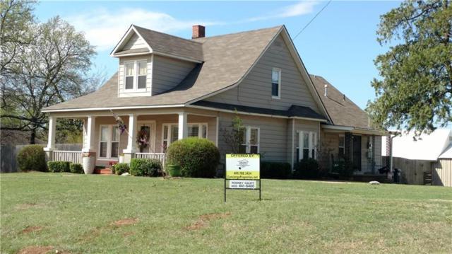 1201 N 4th Avenue, Purcell, OK 73080 (MLS #813476) :: UB Home Team