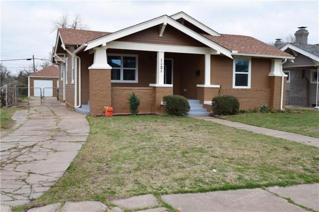 1121 NW 33rd, Oklahoma City, OK 73118 (MLS #813519) :: UB Home Team