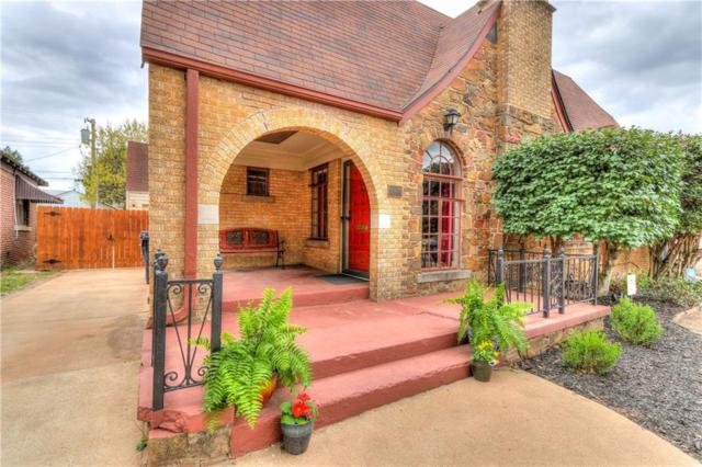 212 Edgemere, Oklahoma City, OK 73118 (MLS #813523) :: Barry Hurley Real Estate