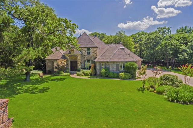 4422 Preserve Place, Edmond, OK 73034 (MLS #813532) :: Wyatt Poindexter Group