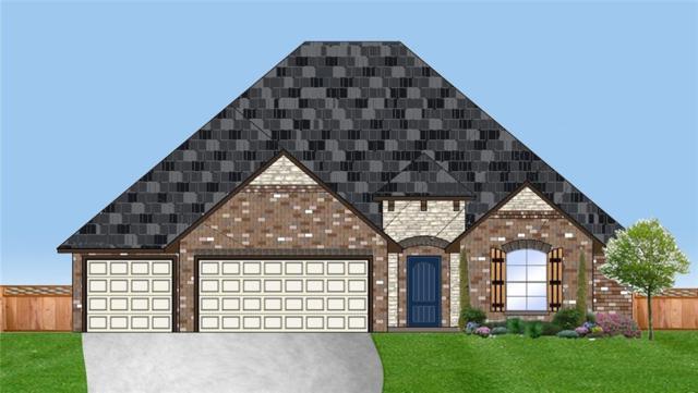 512 NW 197th Street, Edmond, OK 73003 (MLS #813601) :: Meraki Real Estate