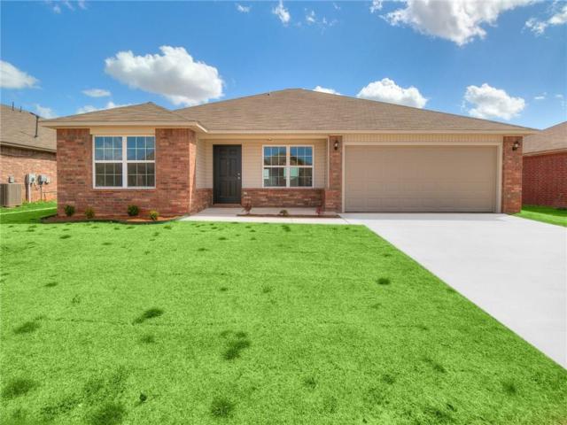 1208 Iron Stone Drive, Noble, OK 73068 (MLS #813613) :: Wyatt Poindexter Group
