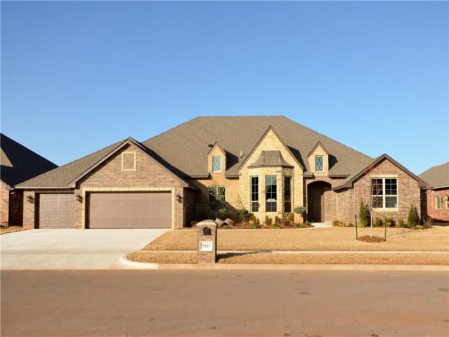 9113 SW 33rd Street, Oklahoma City, OK 73179 (MLS #813659) :: KING Real Estate Group