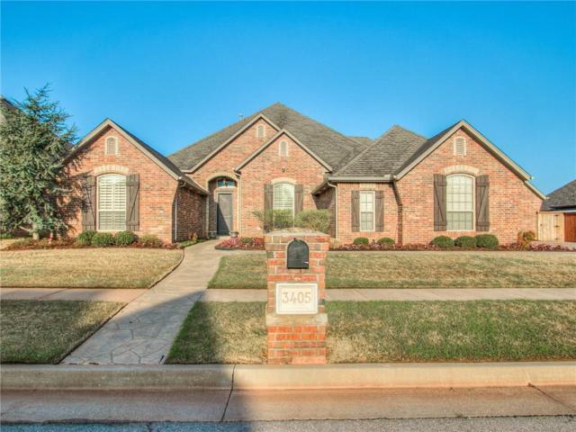 3405 Wayfield Avenue, Oklahoma City, OK 73179 (MLS #813660) :: Wyatt Poindexter Group