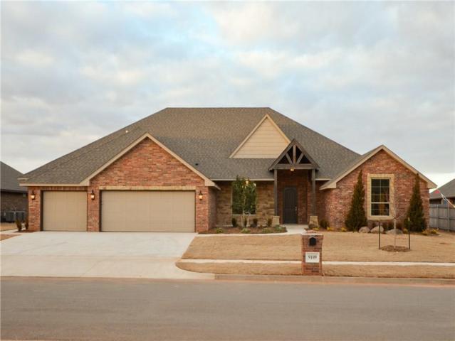 9109 SW 33rd Street, Oklahoma City, OK 73179 (MLS #813666) :: KING Real Estate Group