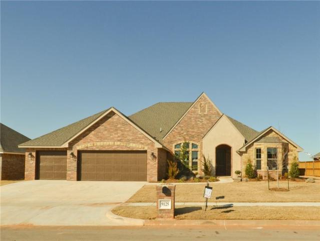 9125 SW 32nd Street, Oklahoma City, OK 73179 (MLS #813674) :: KING Real Estate Group