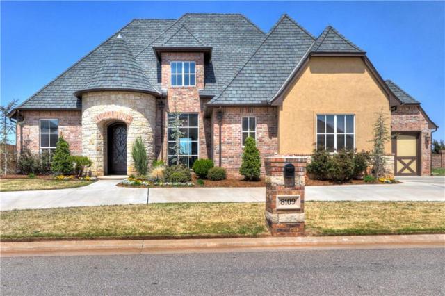 8109 NW 134th Terrace, Oklahoma City, OK 73142 (MLS #813695) :: Wyatt Poindexter Group