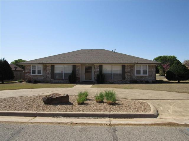 1000 Prairie, Altus, OK 73521 (MLS #813708) :: Wyatt Poindexter Group
