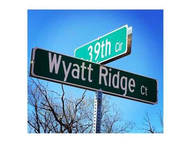 Wyatt Ridge Court, Oklahoma City, OK 73150 (MLS #813714) :: Homestead & Co