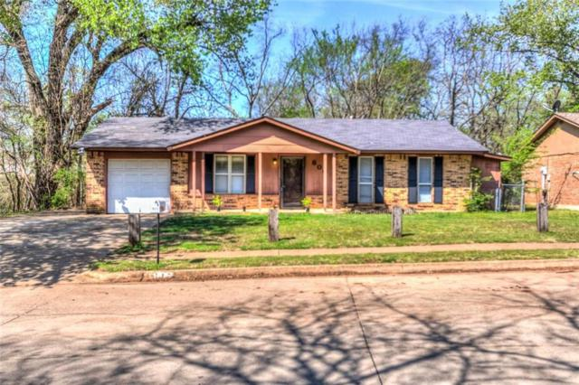 800 N 5th Street, Noble, OK 73068 (MLS #813772) :: Wyatt Poindexter Group