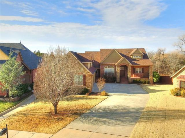 7847 NW 133rd Terrace, Oklahoma City, OK 73142 (MLS #813773) :: Homestead & Co