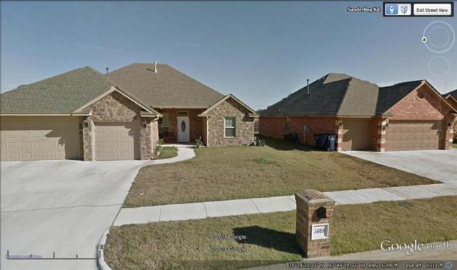 5608 Sanderling, Oklahoma City, OK 73179 (MLS #813780) :: UB Home Team