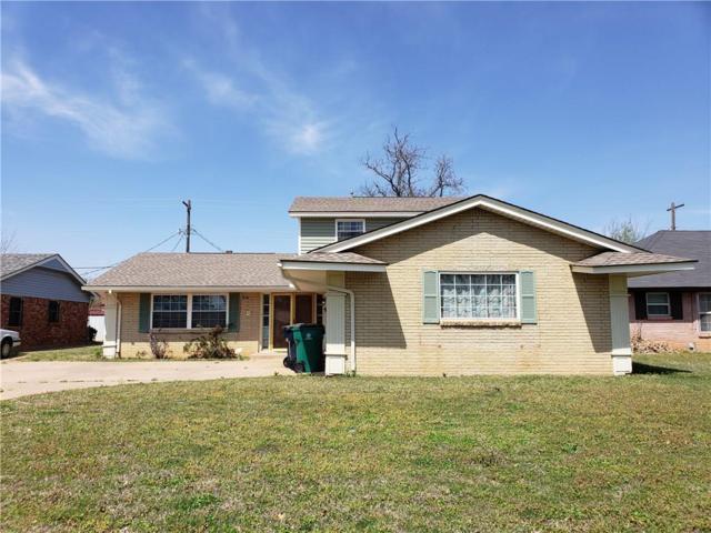 1421 NW 105th Street, Oklahoma City, OK 73114 (MLS #813781) :: Wyatt Poindexter Group