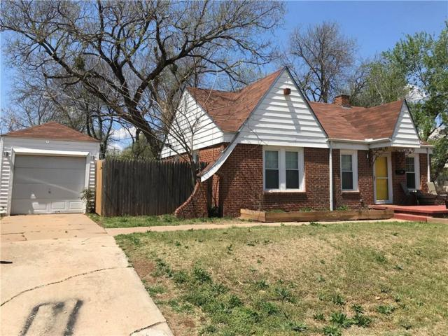 4011 N Georgia Avenue, Oklahoma City, OK 73118 (MLS #813814) :: Wyatt Poindexter Group