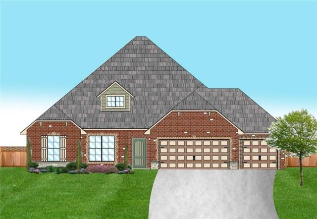 19609 Millstone Crossing Drive, Edmond, OK 73003 (MLS #813836) :: Homestead & Co