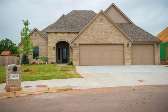 2009 Queensbury, Edmond, OK 73012 (MLS #813837) :: Wyatt Poindexter Group