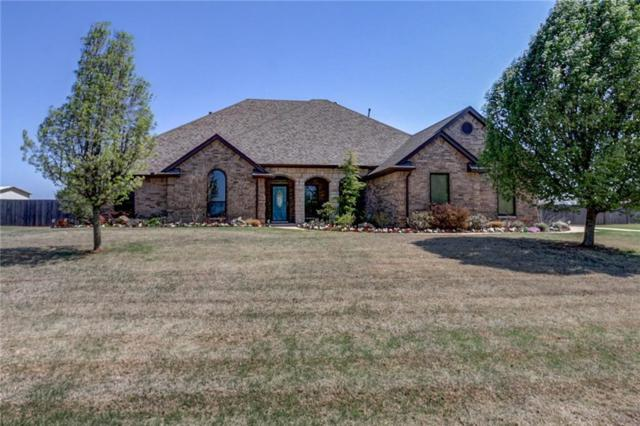 15200 Bay Ridge, Oklahoma City, OK 73165 (MLS #813916) :: Erhardt Group at Keller Williams Mulinix OKC