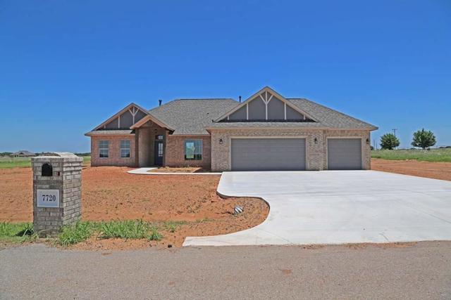7720 Hawk Lane, Guthrie, OK 73044 (MLS #814020) :: Wyatt Poindexter Group