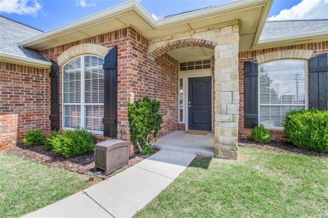 16500 Village Garden Drive, Edmond, OK 73012 (MLS #814031) :: Homestead & Co