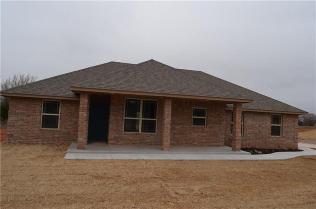 20639 State Highway 76, Blanchard, OK 73010 (MLS #814087) :: Barry Hurley Real Estate