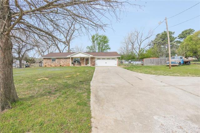 1701 S Luther, Harrah, OK 73045 (MLS #814093) :: UB Home Team