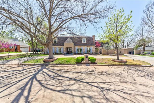 3200 Lamp Post Lane, Oklahoma City, OK 73120 (MLS #814098) :: Wyatt Poindexter Group