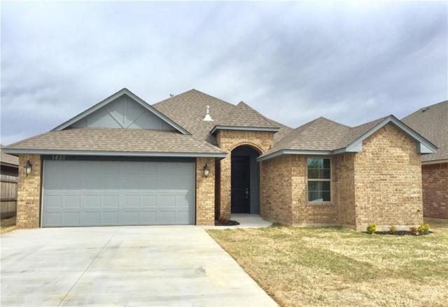 1421 SW 96th Street, Oklahoma City, OK 73159 (MLS #814171) :: Homestead & Co
