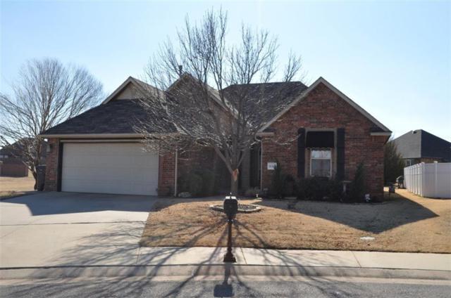 16501 Covington Manor, Edmond, OK 73012 (MLS #814184) :: Wyatt Poindexter Group