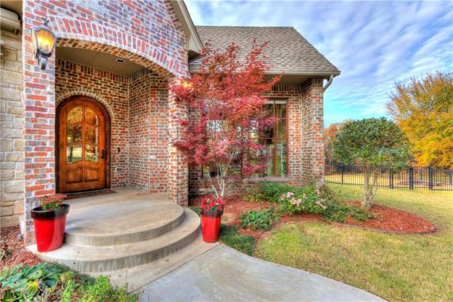 12221 Bunting Circle, Edmond, OK 73013 (MLS #814191) :: Wyatt Poindexter Group