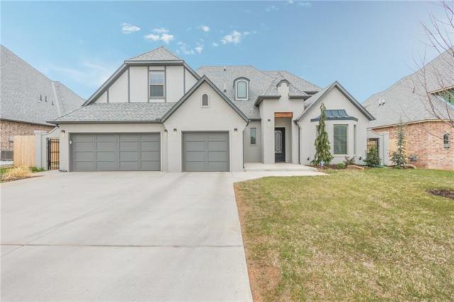 12500 Beryl Lane, Oklahoma City, OK 73170 (MLS #814211) :: Wyatt Poindexter Group
