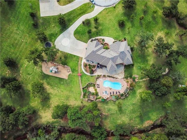 6251 Blue Hills Court, Norman, OK 73026 (MLS #814251) :: Wyatt Poindexter Group