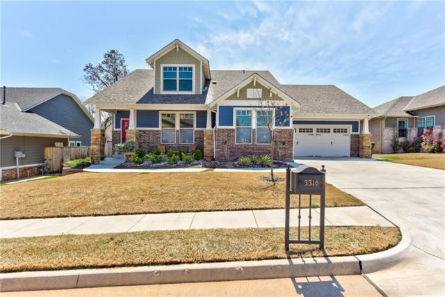 3316 Farmers Market Way, Edmond, OK 73034 (MLS #814264) :: Wyatt Poindexter Group