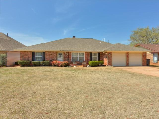 10317 Eastlake Drive, Oklahoma City, OK 73162 (MLS #814305) :: Erhardt Group at Keller Williams Mulinix OKC