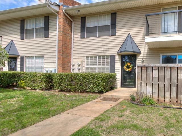 3200 W Britton Road #91, Oklahoma City, OK 73120 (MLS #814319) :: Barry Hurley Real Estate