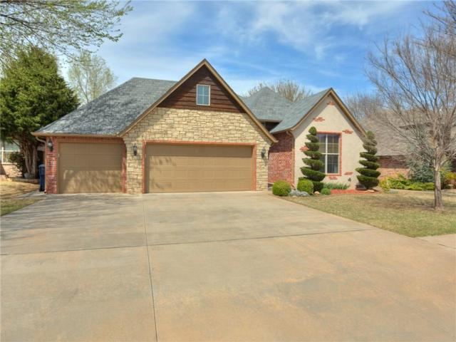 5317 NW 132, Oklahoma City, OK 73142 (MLS #814361) :: Wyatt Poindexter Group