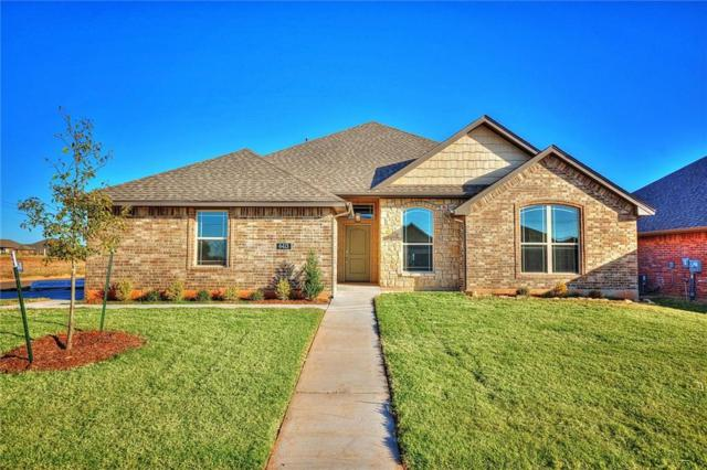 6413 NW 158th Terrace, Edmond, OK 73013 (MLS #814373) :: Wyatt Poindexter Group