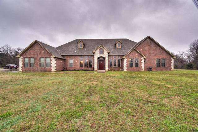 13865 Bynum Way, Jones, OK 73049 (MLS #814385) :: Barry Hurley Real Estate
