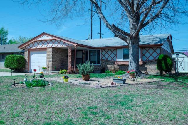 2717 SW 82 Street, Oklahoma City, OK 73159 (MLS #814420) :: Wyatt Poindexter Group