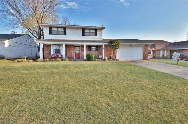 114 Orchard, Midwest City, OK 73110 (MLS #814436) :: Wyatt Poindexter Group