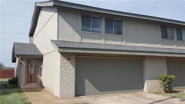10116 Hefner Village Terrace, Oklahoma City, OK 73162 (MLS #814447) :: UB Home Team