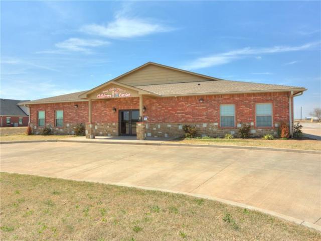 3000 Medical Center Drive, Kingfisher, OK 73750 (MLS #814485) :: Barry Hurley Real Estate