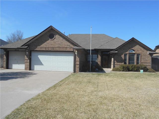 10521 Applegrove Circle, Midwest City, OK 73130 (MLS #814493) :: UB Home Team