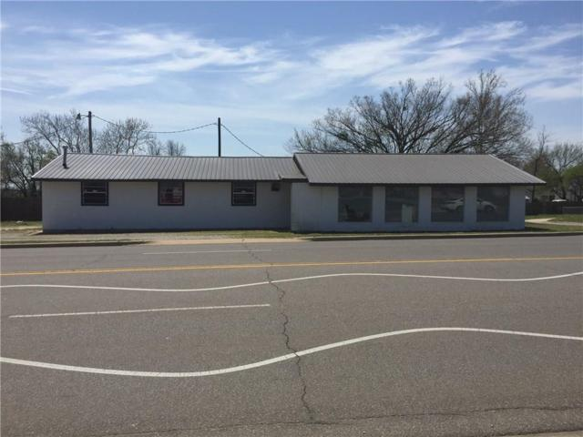 1401 E Highland, Shawnee, OK 74801 (MLS #814505) :: Homestead & Co