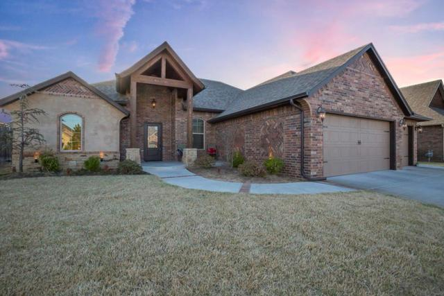 2129 Pine Creek Avenue, Yukon, OK 73099 (MLS #814533) :: Wyatt Poindexter Group