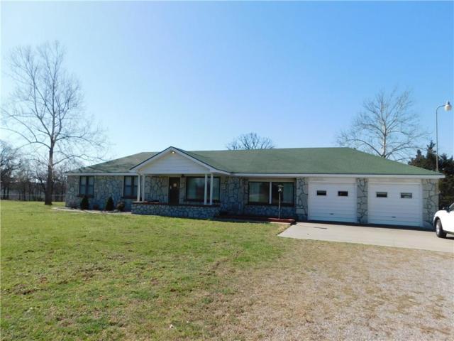 15900 SE 104 Street, Choctaw, OK 73020 (MLS #814542) :: Homestead & Co