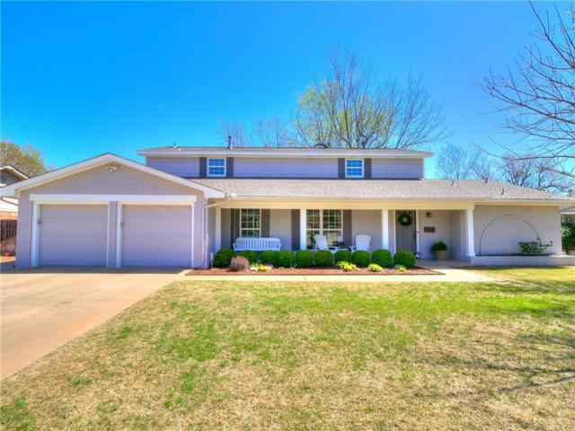 2609 Hollywood Avenue, Norman, OK 73072 (MLS #814554) :: UB Home Team
