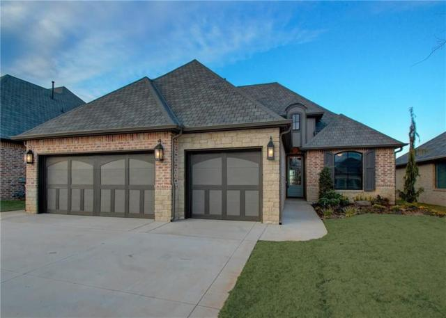 109 Pont Julienn Court, Edmond, OK 73034 (MLS #814561) :: Wyatt Poindexter Group