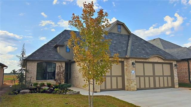 124 Pont Julienn Court, Edmond, OK 73034 (MLS #814562) :: Wyatt Poindexter Group